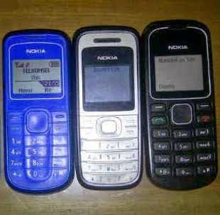 Memutar Layar Ponsel HP Jadul