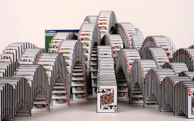 Solitaire Win Screen Sculpture Seen On www.coolpicturegallery.us