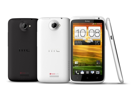 review htc one x android ics