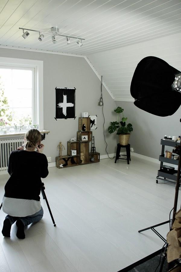 inredningsreportage, karin wildheim, fotograf, härligt hemma, aftonbladet, reportage, karin hylander, varberg, ateljé, arbetsrum, intervju, bilaga, inredning,