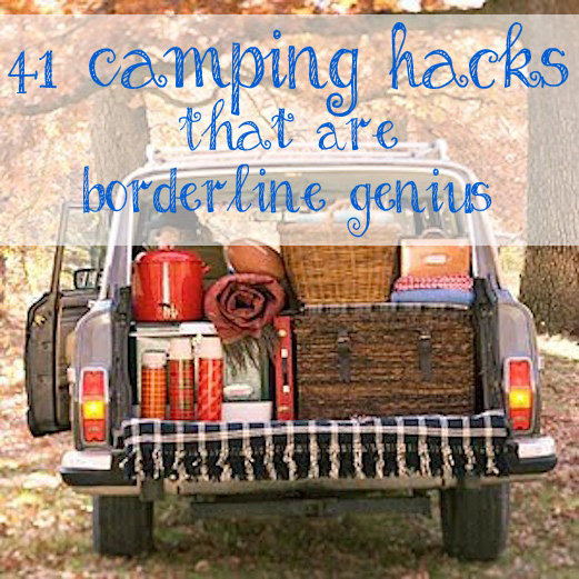 1000 Images About Outdoor Camping Ideas On Pinterest: Buzzfeed Has You Covered