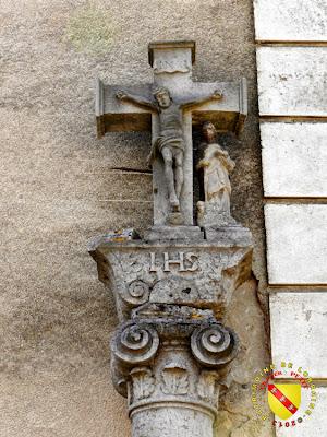 Mont-le-Vignoble - Croix (XVIIIe siècle)