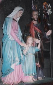 Oraciones a la Sagrada Familia de Nazareth