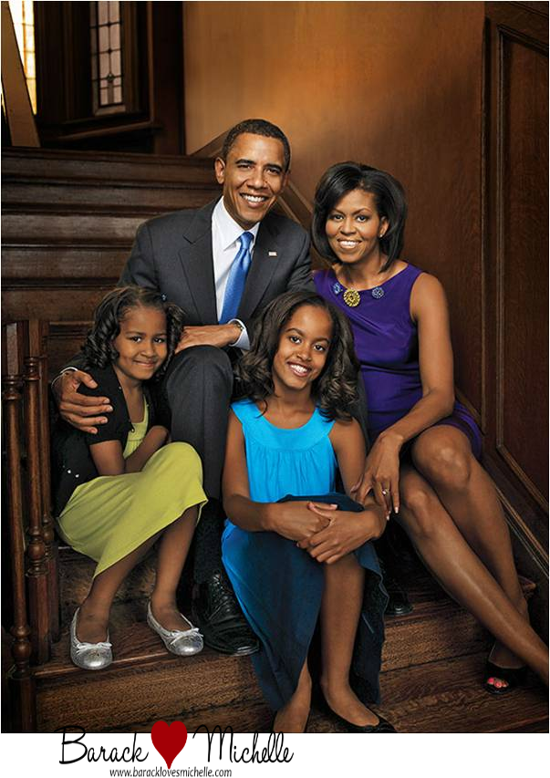 old potrix blog photo obamas family picture before and