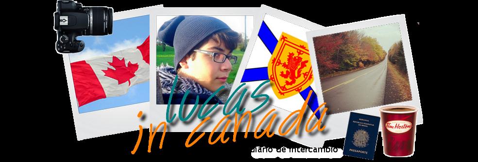 Lucas In Canada - Diário de Intercâmbio, Nova Scotia.