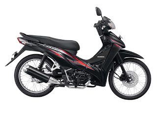 Honda Absolute Revo STD Rapid Black
