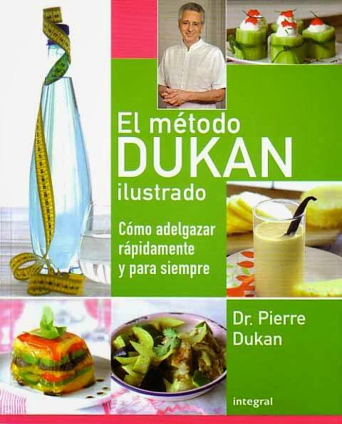 Libro de adelgazamiento Dukan