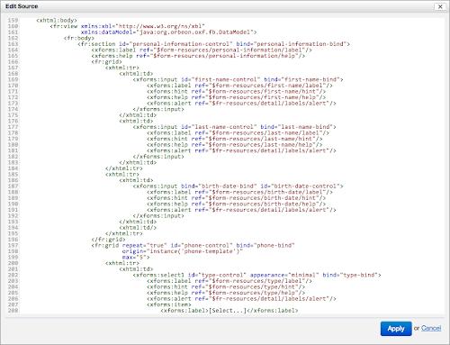 CodeMirror screenshot
