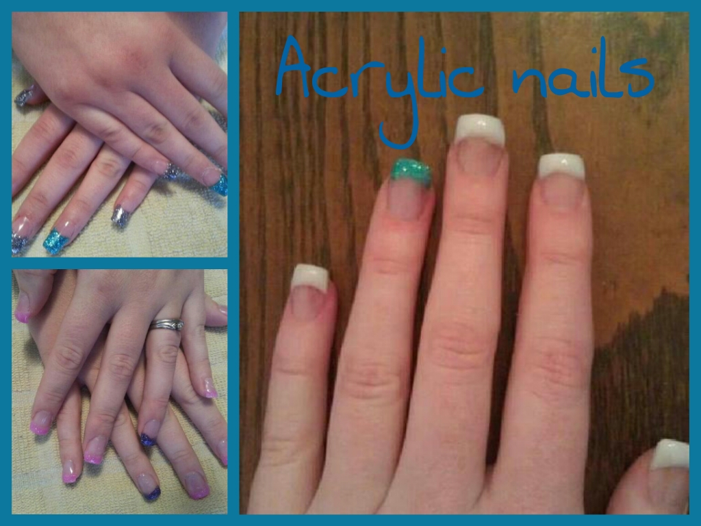 Color me pretty spa acrylic nails for Acrylic nail prices at a salon