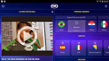 3 apps para seguir el mundial de Brasil desde tu Smartphone
