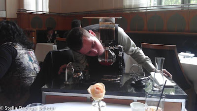 Siphon-coffee-preparation-tableside-Eleven-Madison-Park-Stella-Dacuma-Schour-food-photography