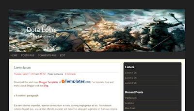 Dota-Lover-Blogger-Temalari