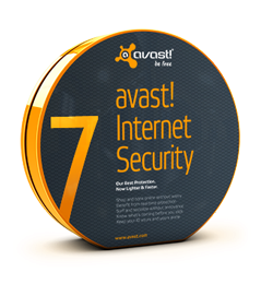 AVAST PRO DAN INTERNET SECURITY 7.0.1426