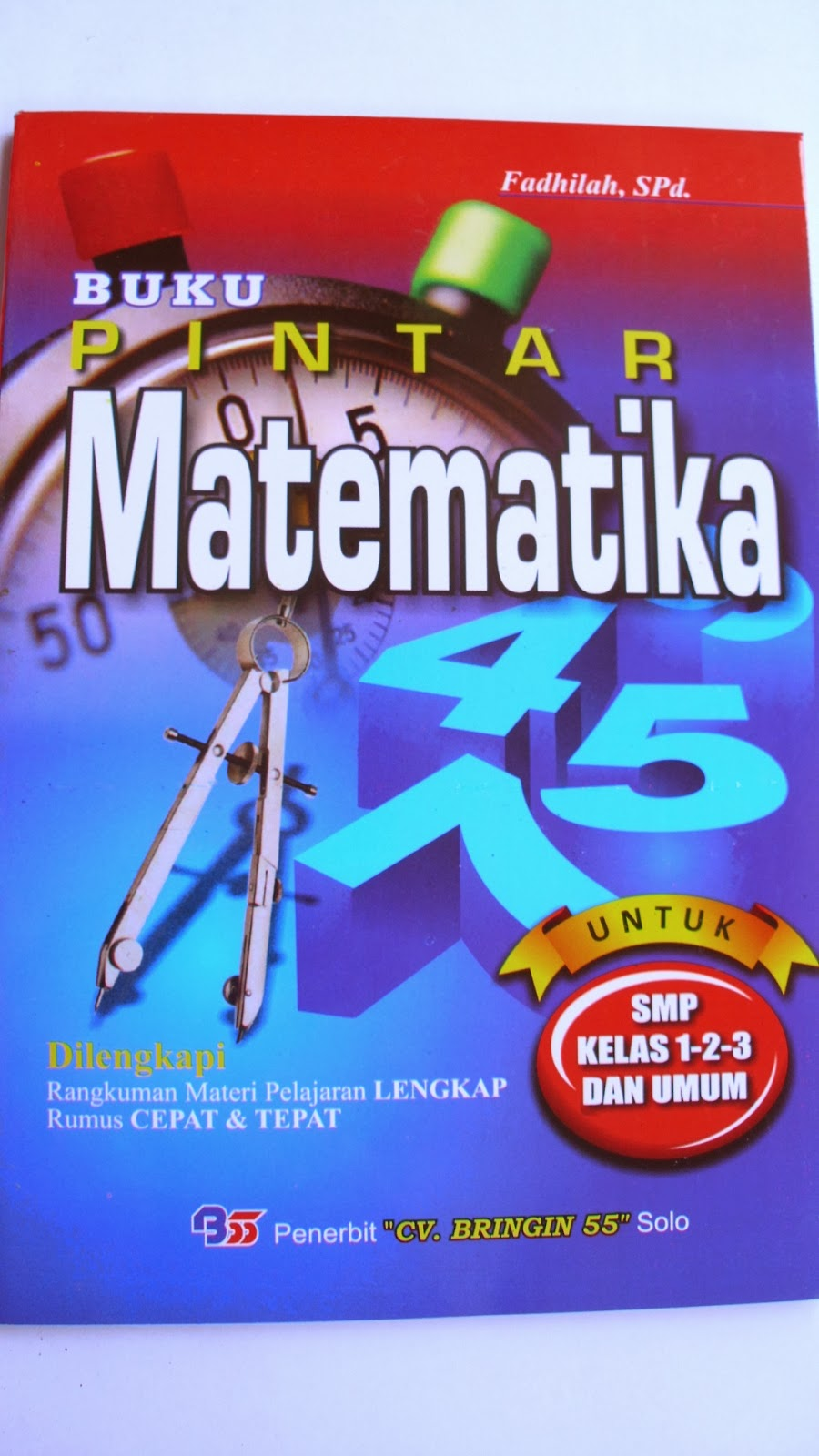Buku Murah Grosir Cv Sufijaya Semarang Diskon Nego Buku Pintar Matematika