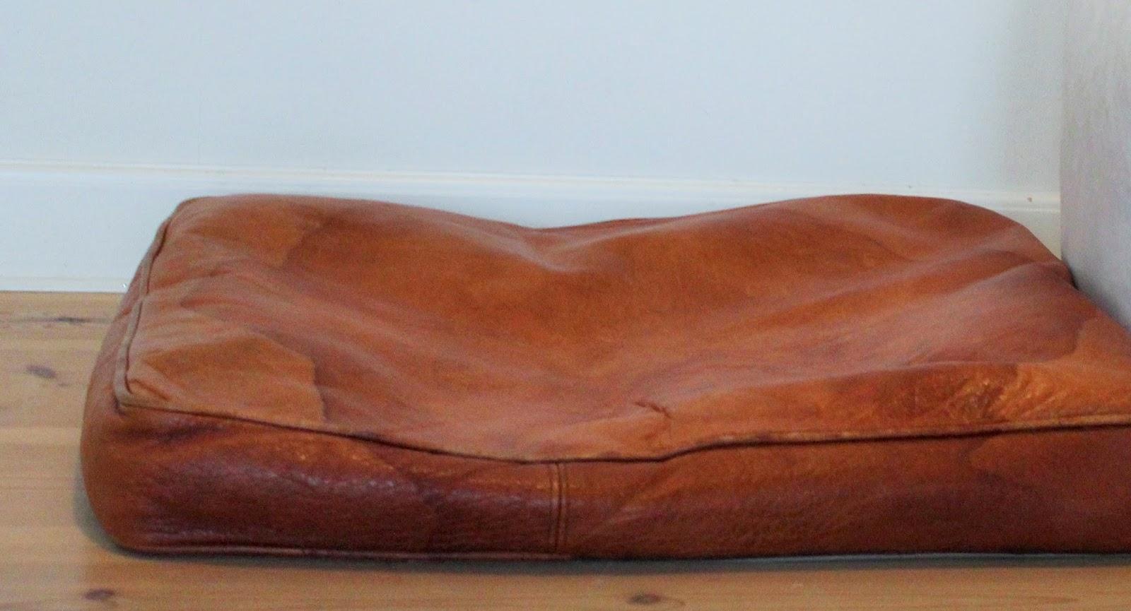 renovering af lædersofa