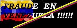 FRAUDE EN VENEZUELA