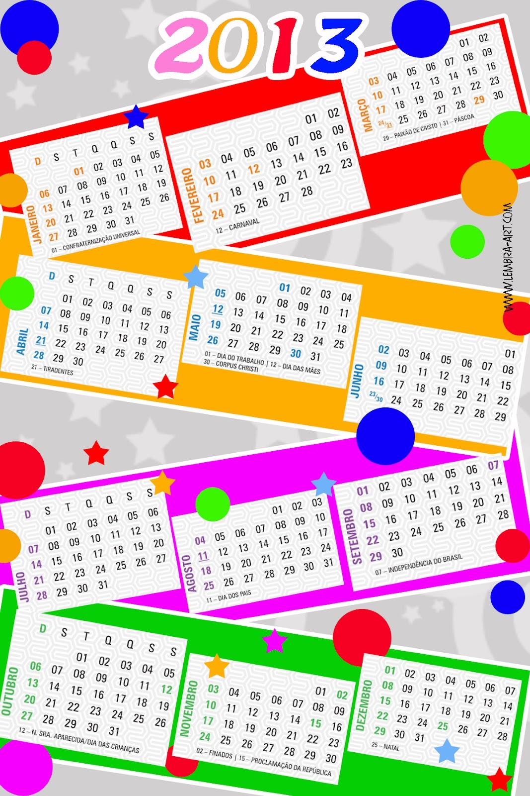 Calendario 2015 Pdf Para Imprimir Espaol | New Calendar Template Site