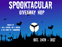 Spooktacular Giveaway Hop Winners!!