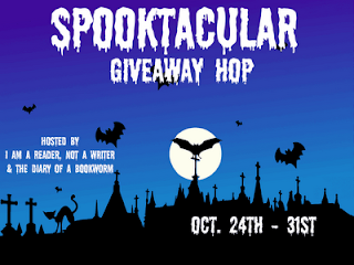 Spooktacular Giveaway Hop! Win Twisted Tales!