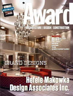 Award Magazine October