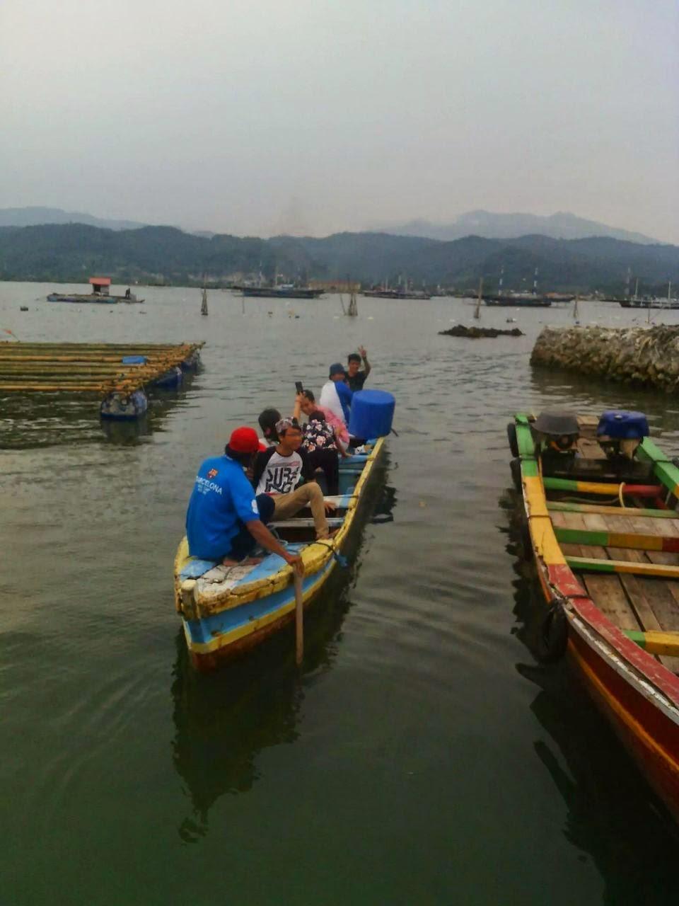 Pengolahan Ikan Asin Pulau Pasaran
