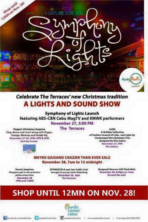 Ayala-Center-Cebu-Symphony-of-Lights