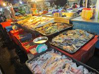 sea food Malaysia