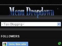 Cara Membuat Menu Dropdown