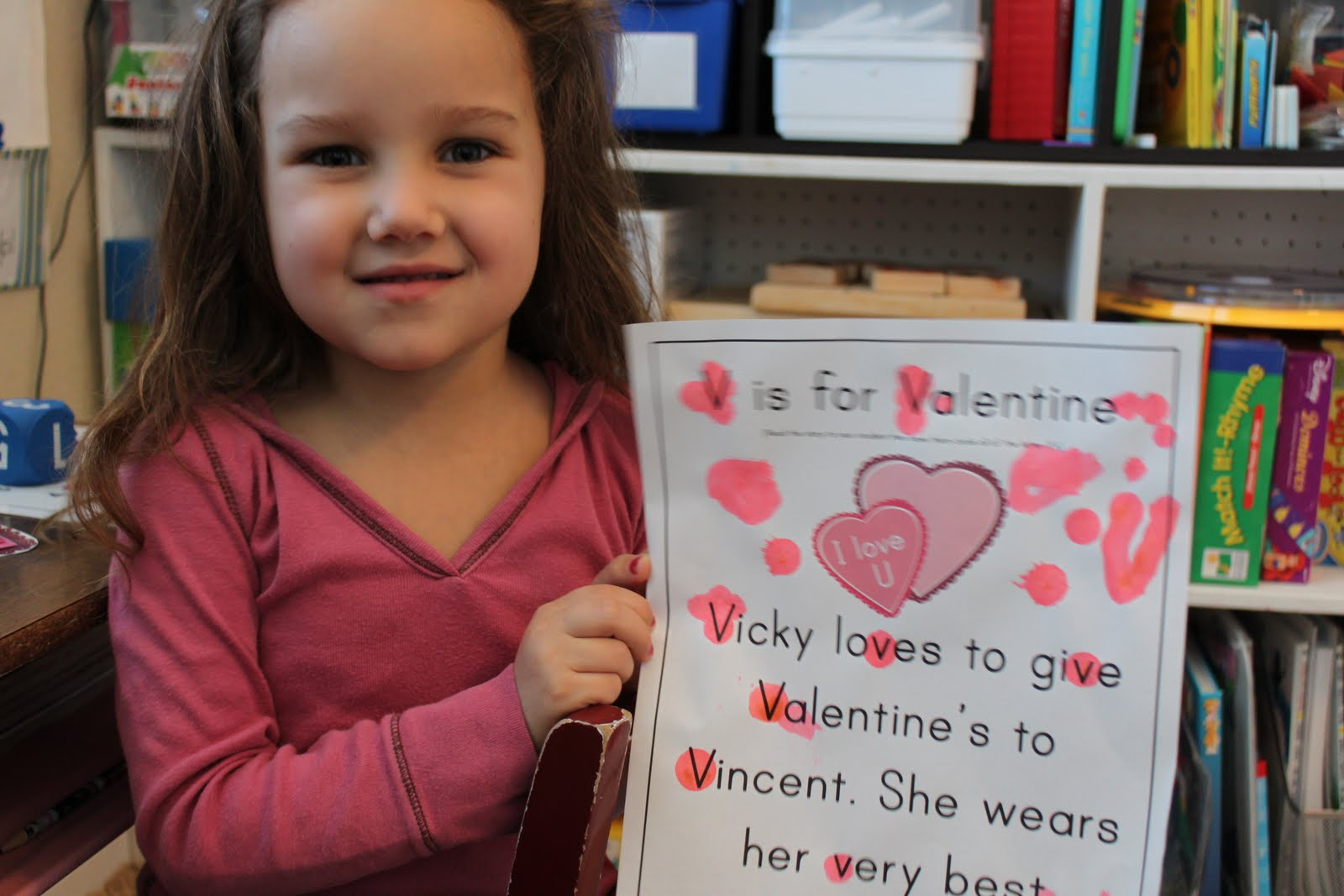 Valentine\'s Day Preschool Activities & Printables - Confessions of a ...