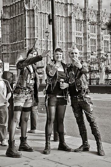 Cameron K S Blog A Precis Of Punk Music Including Protopunk