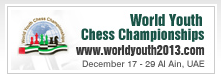 World Youth Chess Championship 2013
