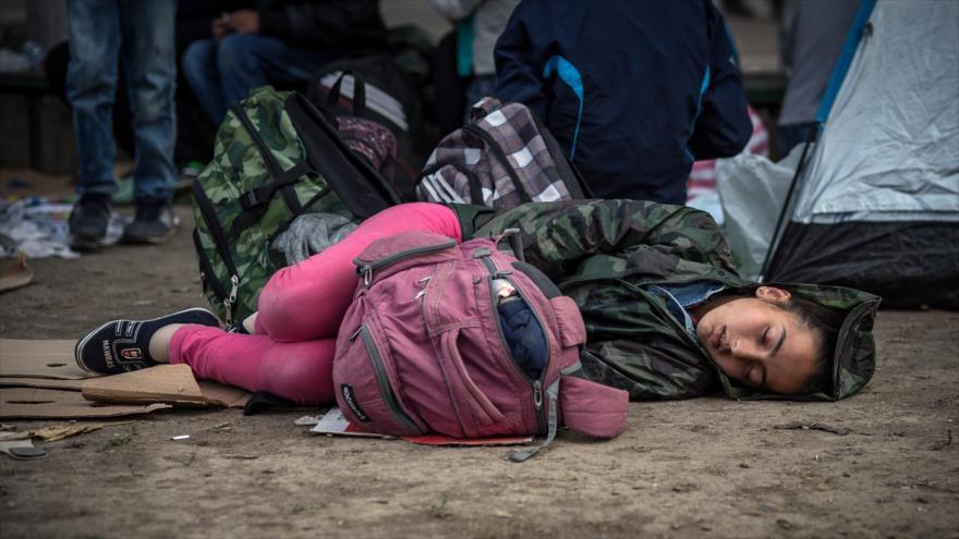 """ONU: política migratoria de Unión Europea """"no está funcionando"""""""