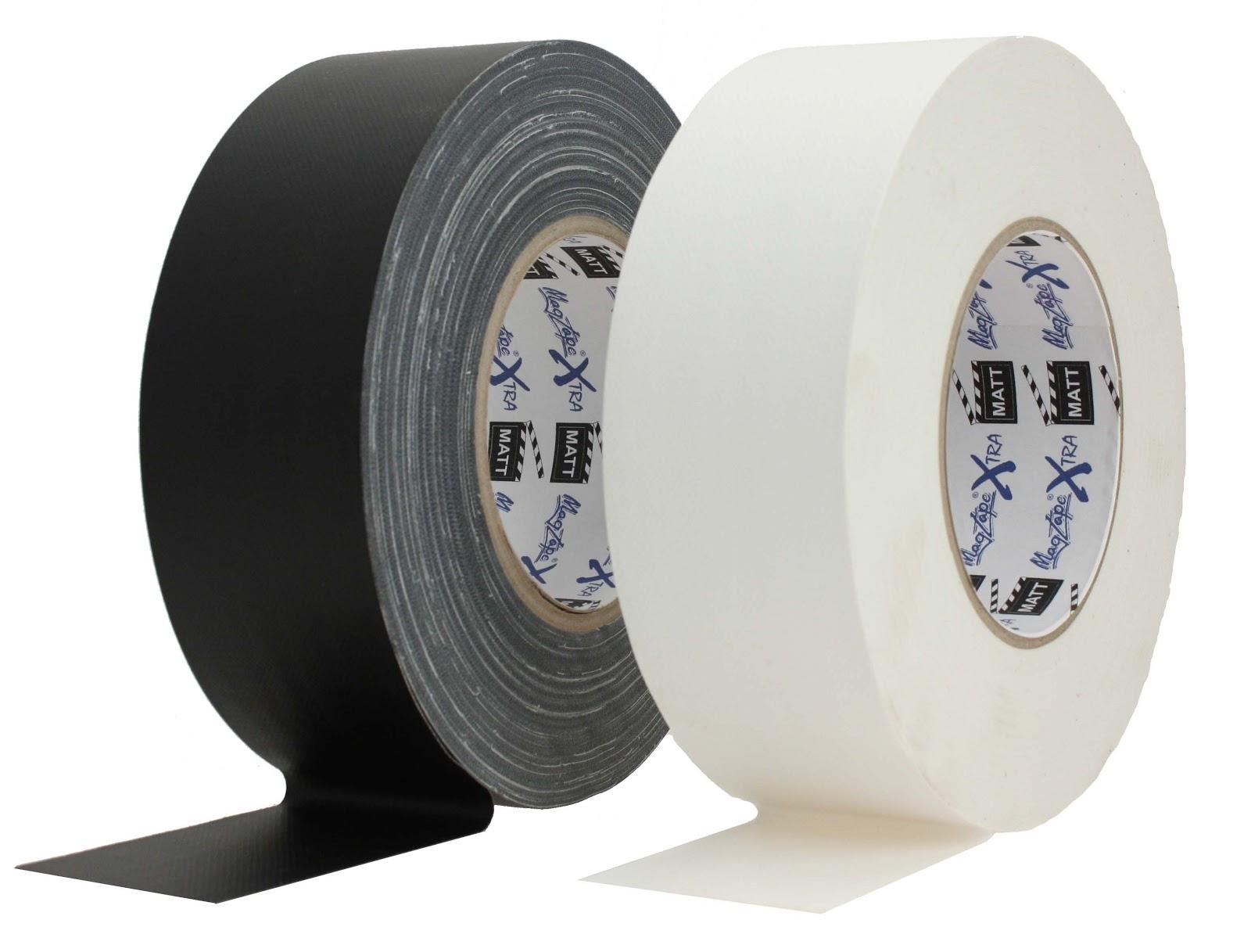 MagTape MATTCTME50W 50 mm x 50 m color blanco Cinta adhesiva