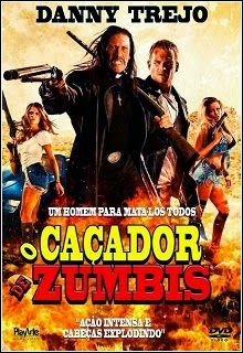 Download O Caçador de Zumbis BDRip Dublado e Legendado