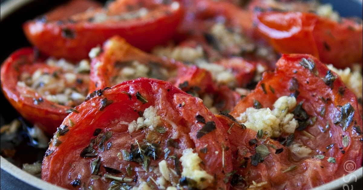 Oven Roasted Tomatoes: The Cure for Abundance | A Beach Home Companion ...