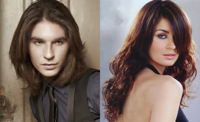 Long Hairstyles for Men and Women