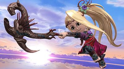 Llega nuevo contenido a Super Smash Bros 4 7