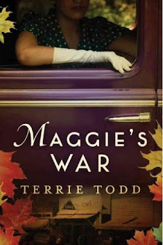 Click the book cover to buy Maggie's War