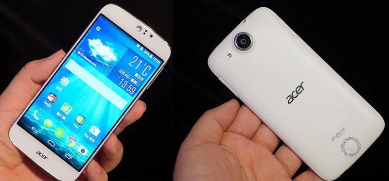 Spesifikasi dan Harga Ponsel Acer Liquid Jade S S56 terbaru