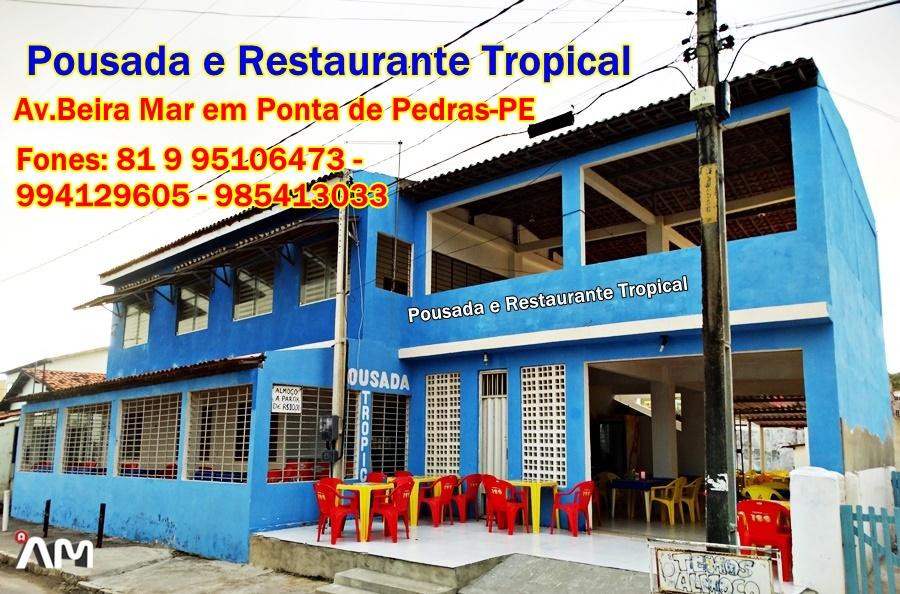 Divulgação: Pousada e Restaurante Tropical