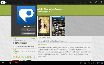 photoshop express android