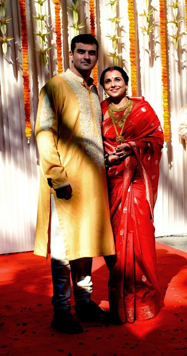 vidyabalan marriage hot images
