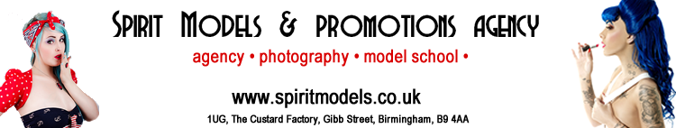 The Spirit Models and Promotions Agency