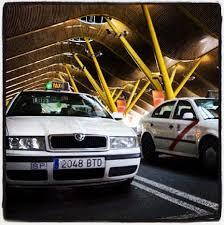 Taxi Aeropuerto Barajas