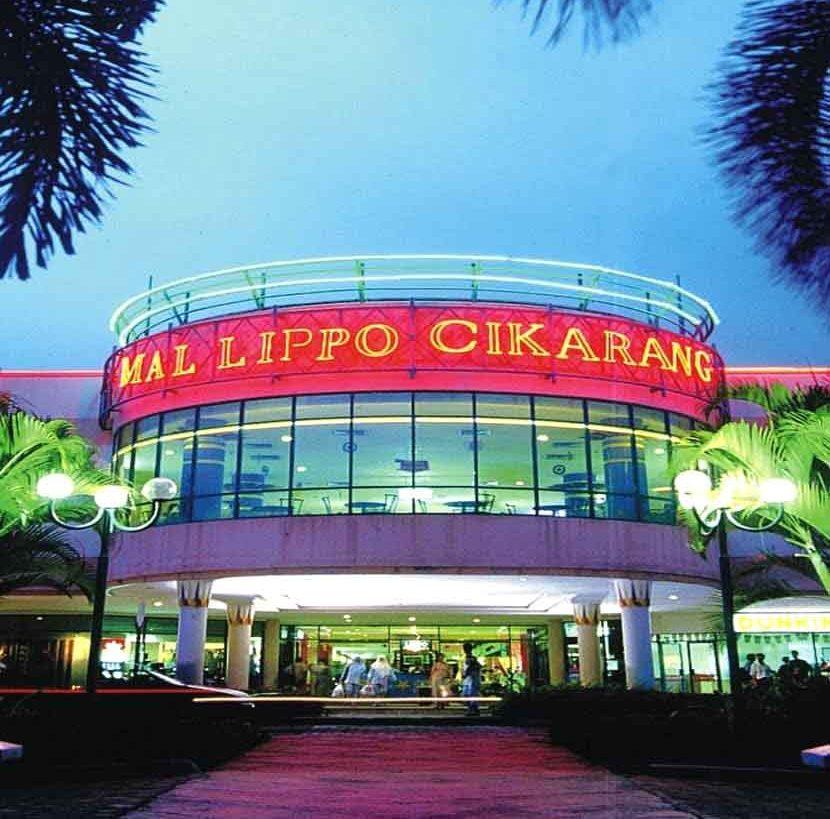 Mall Lippo Cikarang: Alamat dan Peta Lokasi
