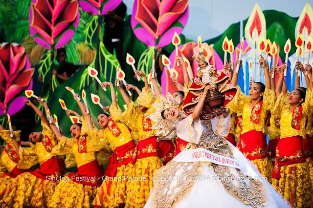 Cebu Sinulog Festival 2015 Schedule of Activities