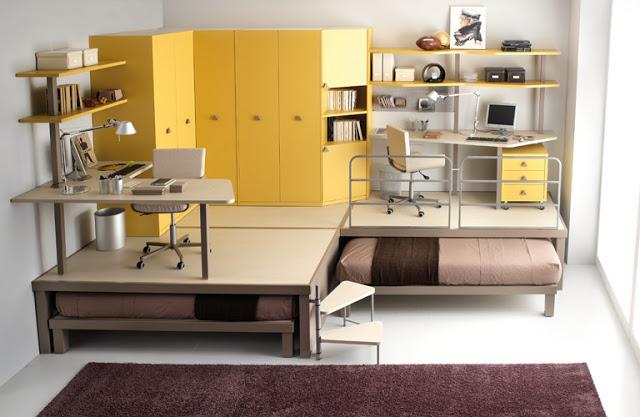 couleur peinture pour chambre adolescent  idées déco pour maison moderne