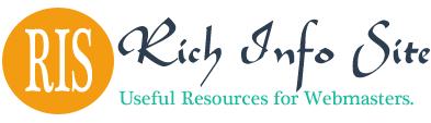 Rich Info Site