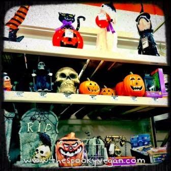 The Spooky Vegan: Halloween 2014 at Home Depot