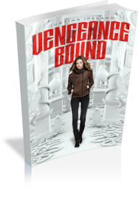 Vengeance Bound by Justina Ireland